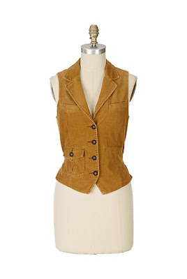 Anthropologie Accord Riding Vest
