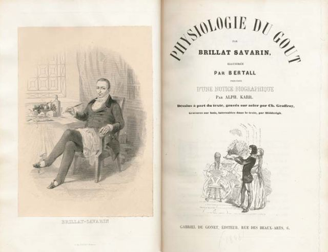 libro di brillat-savarin