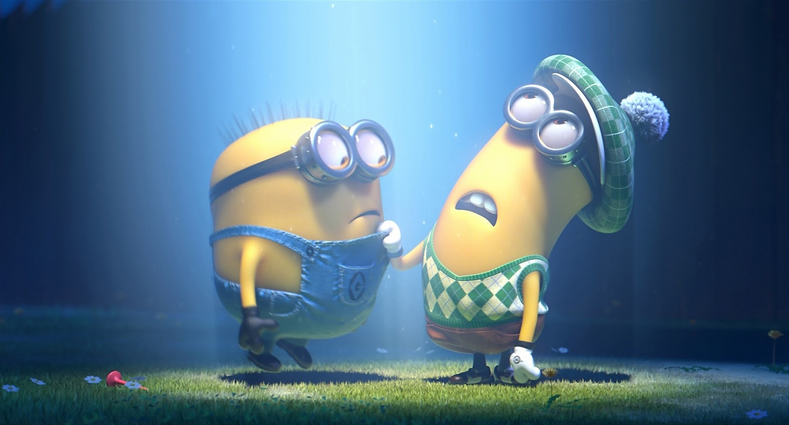 Mediamax get ready for more minion madness in despicable me 2