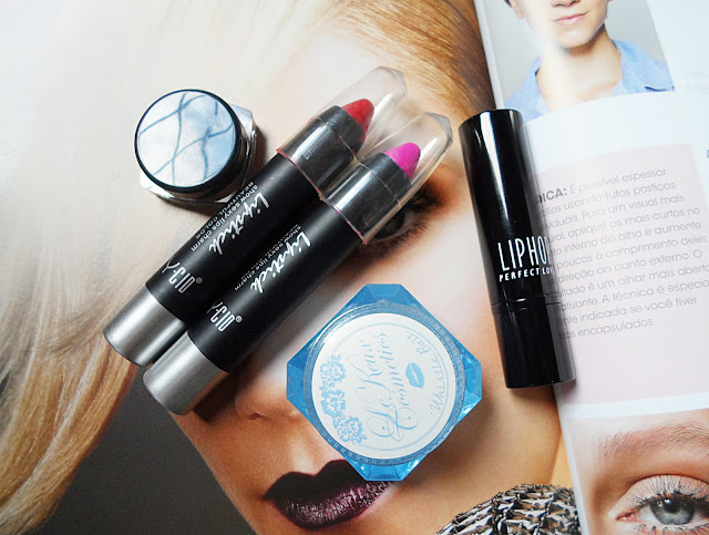lipstick winter autumn colors shades collection haul liz breygel swatches bold bright lipsticks