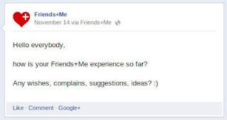 Facebook Note Repost