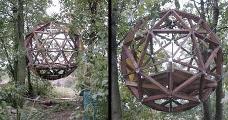 Dome Tree House [lensaglobe.com]