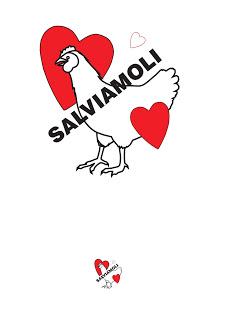 SALVIAMOLI 3.......Con LOGHI, ADESIVI, T-SHIRT...
