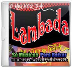 musicas+para+baixar CD O Melhor Da Lambada – Em Ritmo De Festa