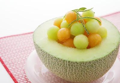 Melone... fresco o marmellata?
