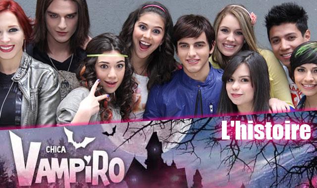 Gut gemocht Chica Vampiro: L'histoire de Chica Vampiro FB22