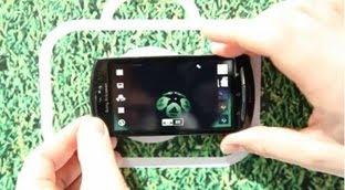 Sony Ericsson Xmor R-9