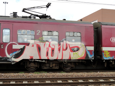 graffiti avoid