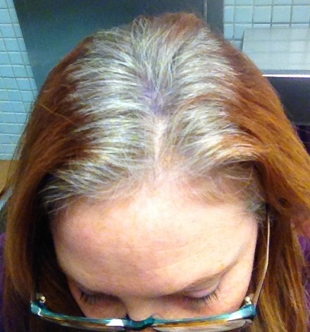 greying and dating silver