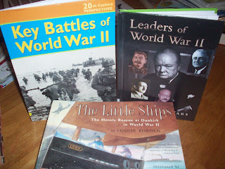 More reading about WWII