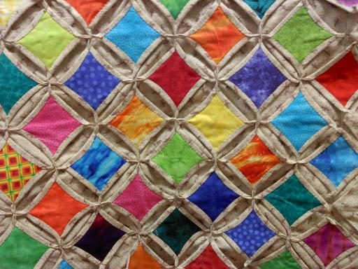 Quilting In South Carolina Cathedral Window Tutorial