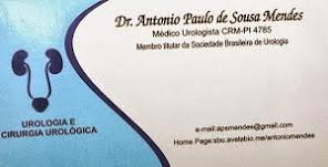Dr.Antonio Paulo de Sousa Mendes-MÉDICO