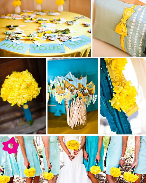 decoracao azul marinho e amarelo casamento:Solteiras Noivas Casadas: Decoração do Casamento: Amarelo e Azul