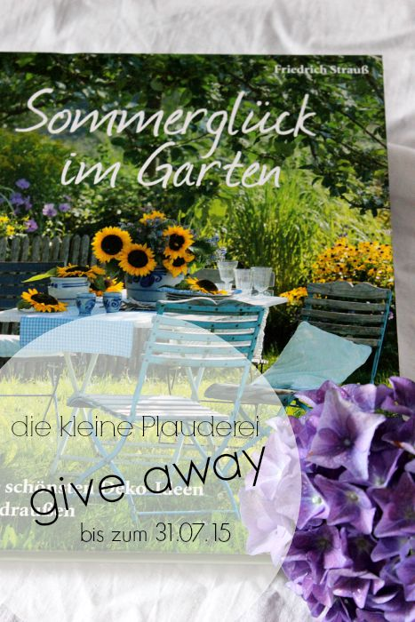 Sommerglück Giveaway