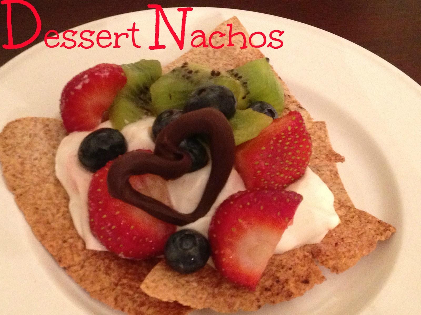 i - Healthy Valentine Desserts