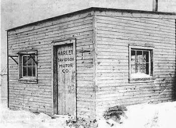 Garaje donde nació Harley Davidson