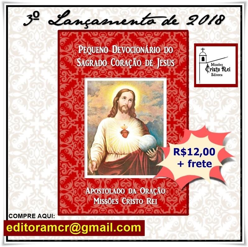 Pequeno Devocionário do Sagrado Coração de Jesus