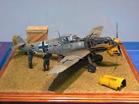 Messerschmitt Bf 109 G-6 (Bayerische Flugzeugwerke)