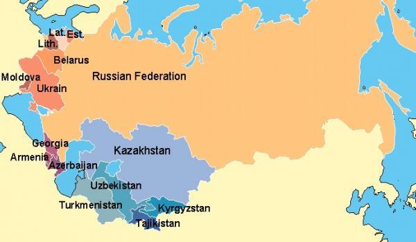 Negara Eks-Soviet