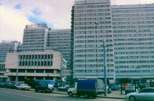 Гостиница «Севастополь»