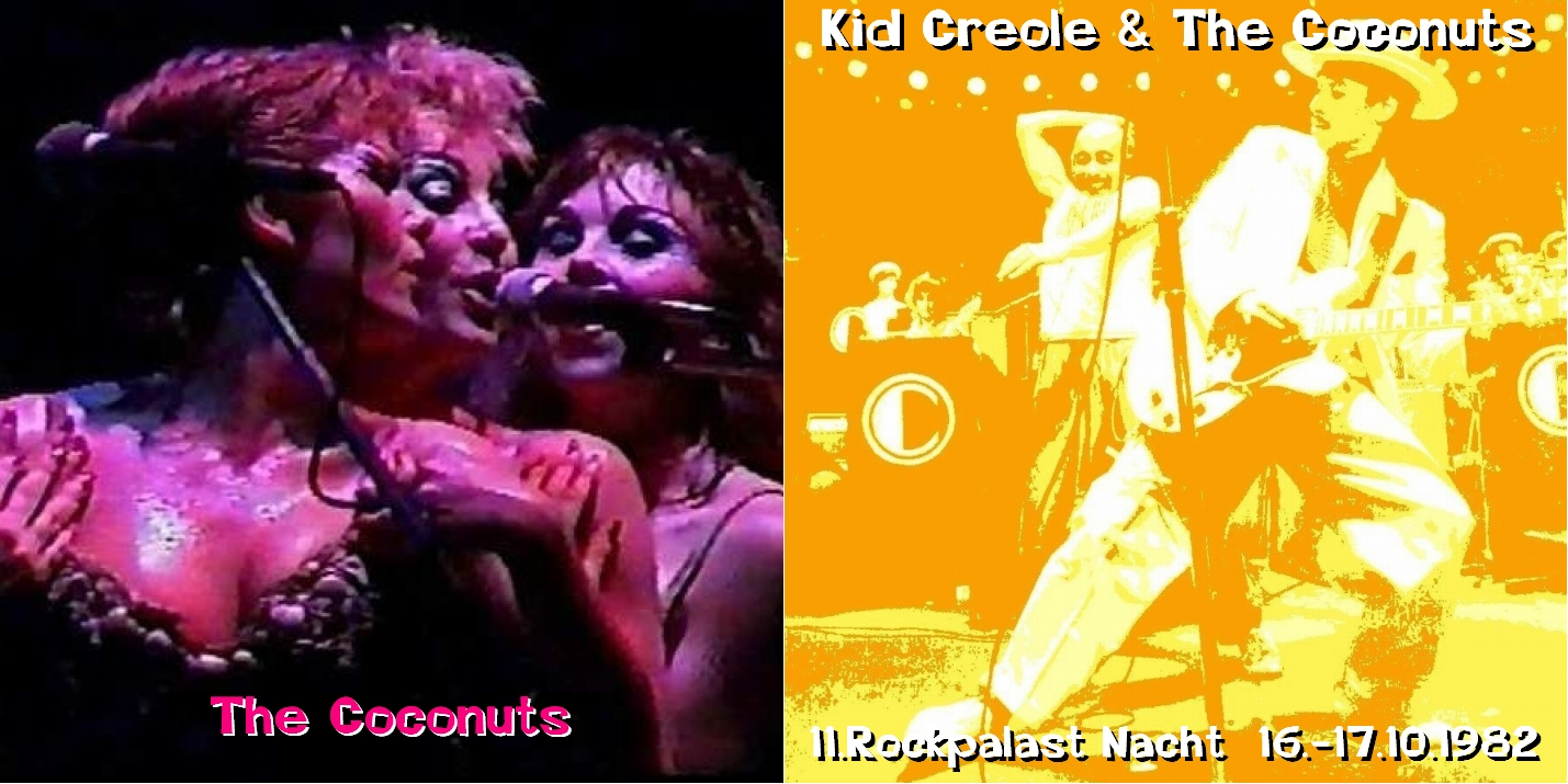 Kid Creole And The Coconuts* Kid Creole & The Coconuts - Wonderful Thing
