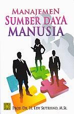 toko buku rahma: buku MANAJEMEN SUMBER DAYA MANUSIA, pengarang edi sutrisno, penerbit prenada media group