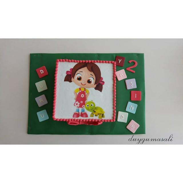 niloya doğum günü pastası