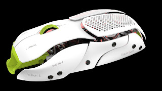 wireless mouse convertible