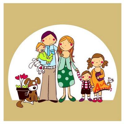 En una familia con tuberculosis