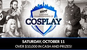 NYCC Eastern Championships of Cosplay