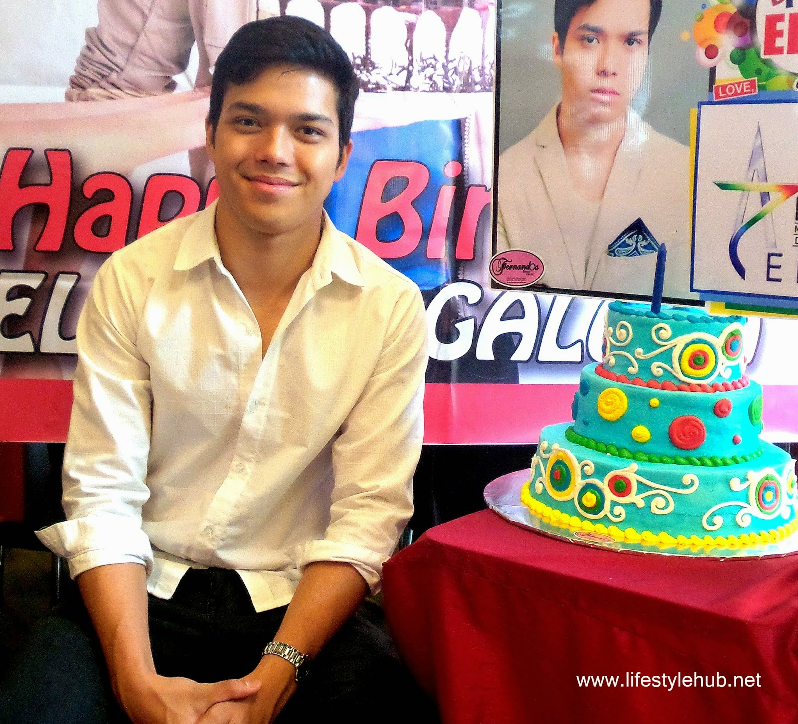 elmo magalona 20th birthday photos