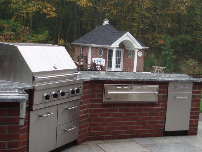 Momentos de fiesta con cocinas para exteriores c mo for Muebles de cocina para exterior