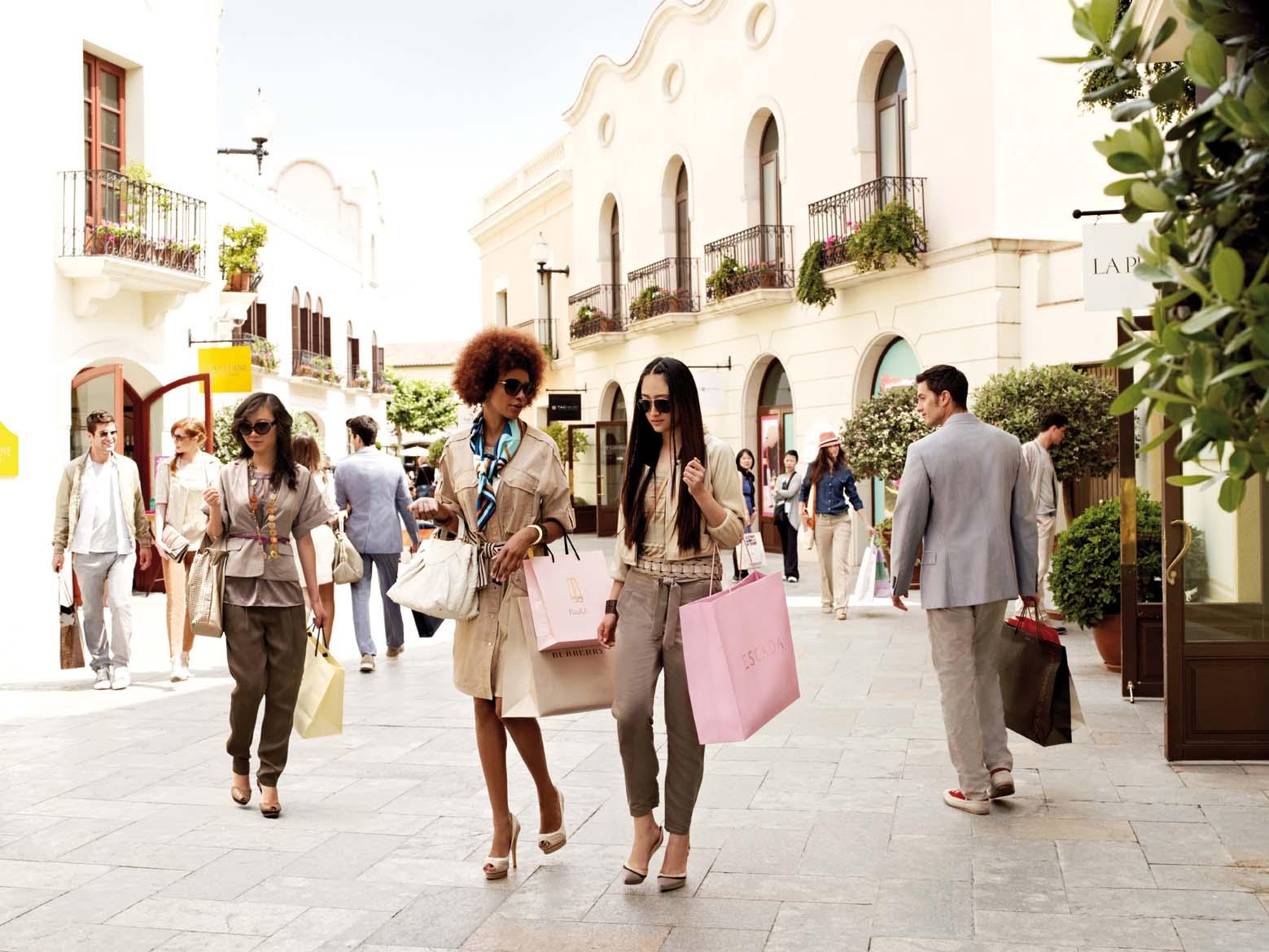 Barcelona Fashion Stores