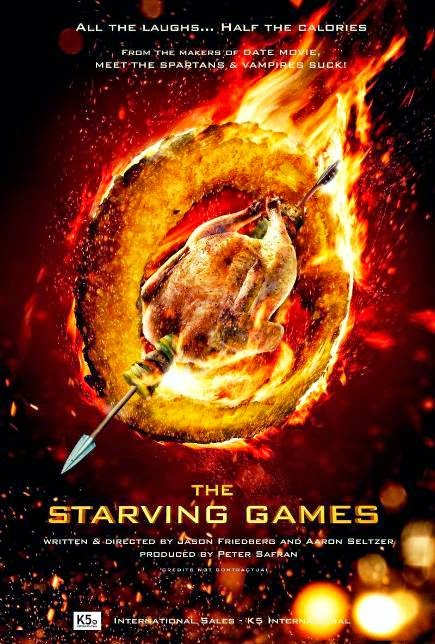 """The Starving Games (2013)"" movie review by Glen Tripollo"