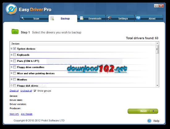 driver updater pro tweak serial key