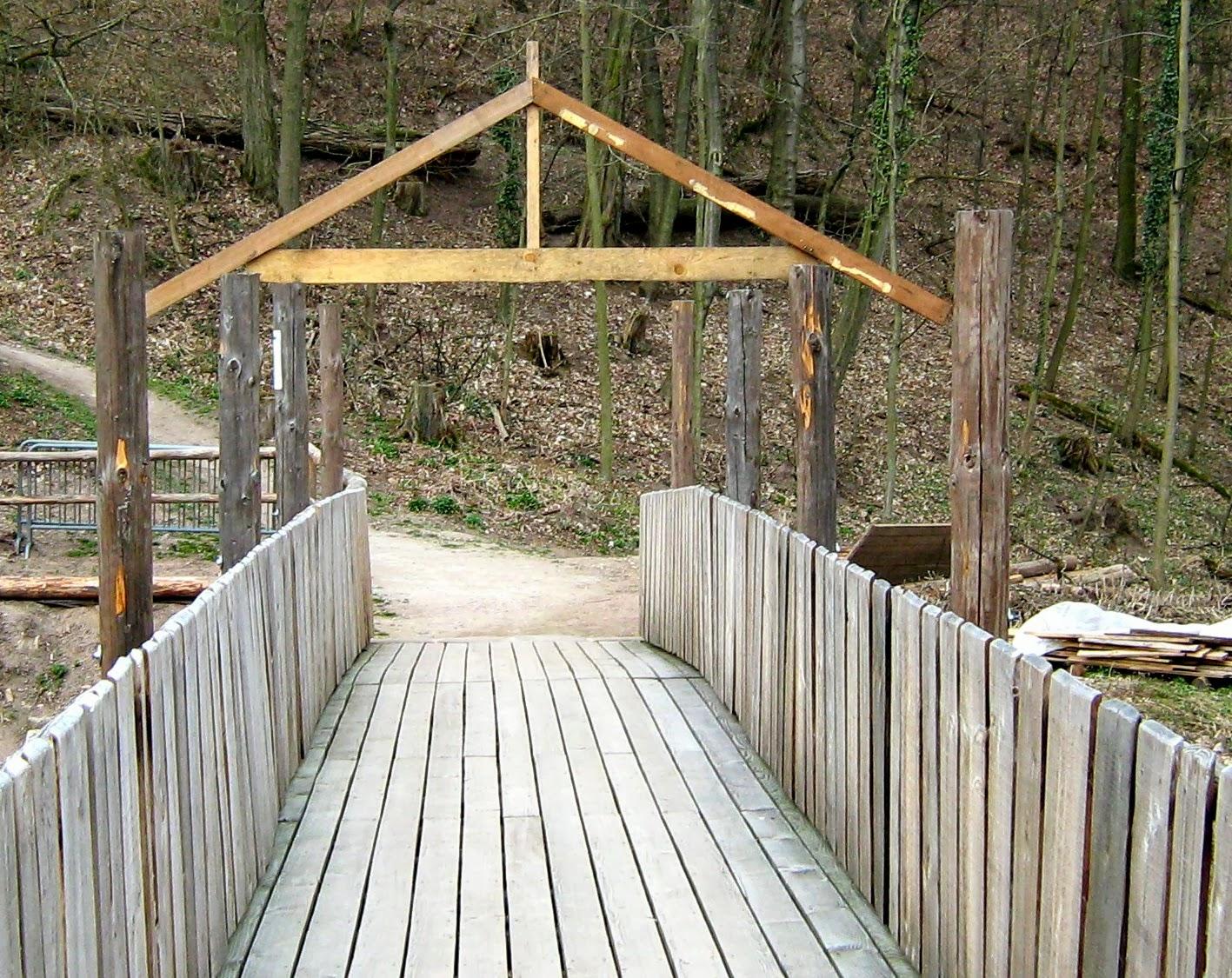 Planung für ein Holzdach