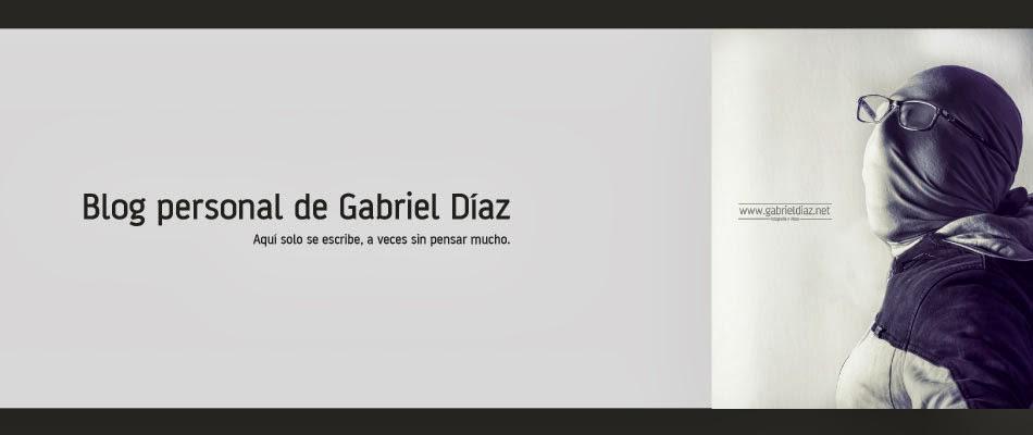El blog de Gabo Díaz
