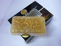Z-MASHA 24K PURE GOLD (BEAUTY BAR)