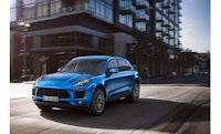 The 2015 Porsche Macan, Smaller but Faster