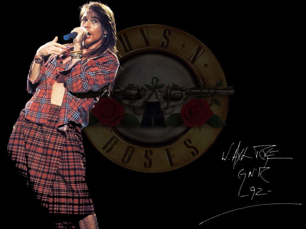 axl rose wallpaper - photo #9