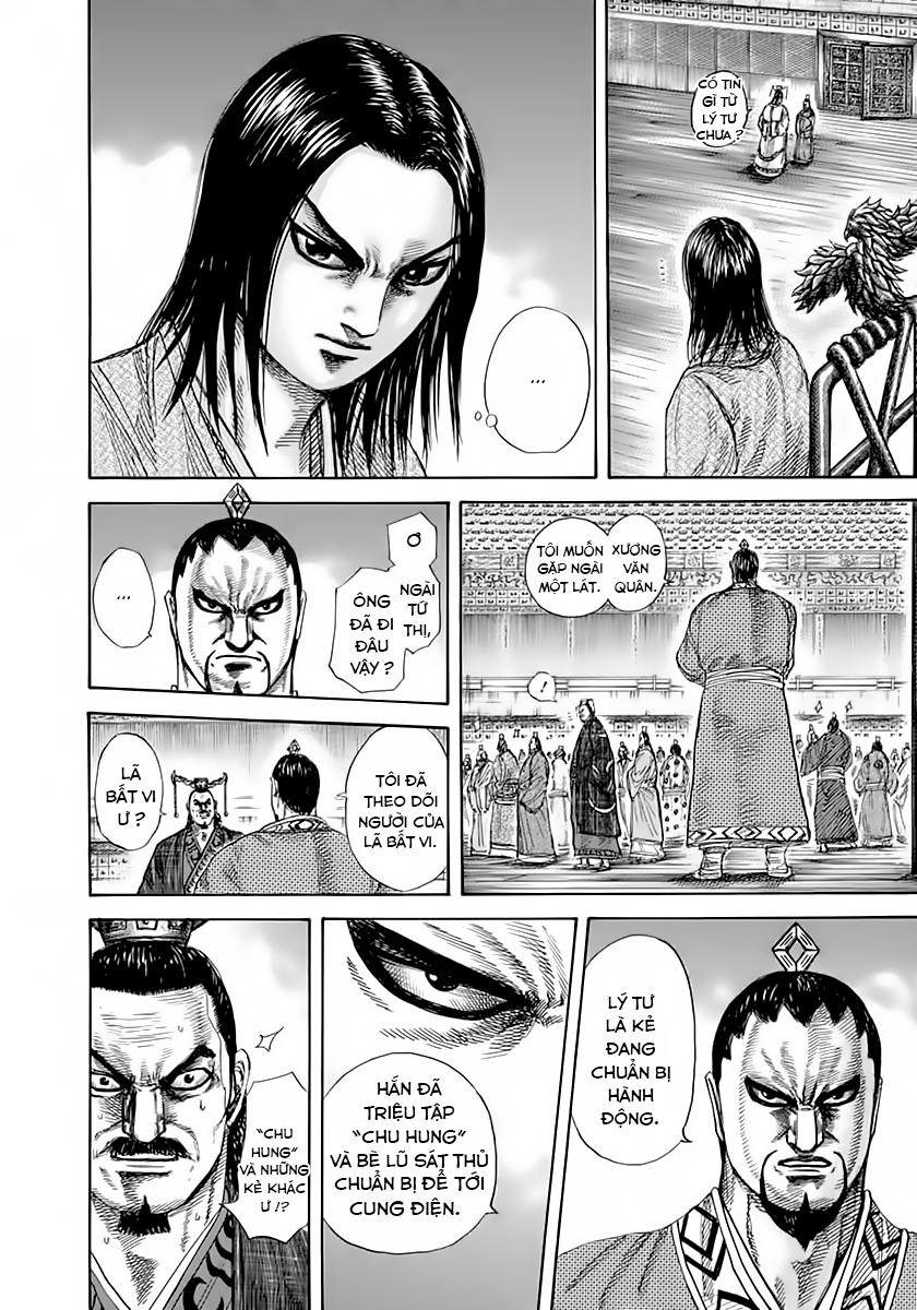 Kingdom - Vương Giả Thiên Hạ Chapter 326 page 19 - IZTruyenTranh.com