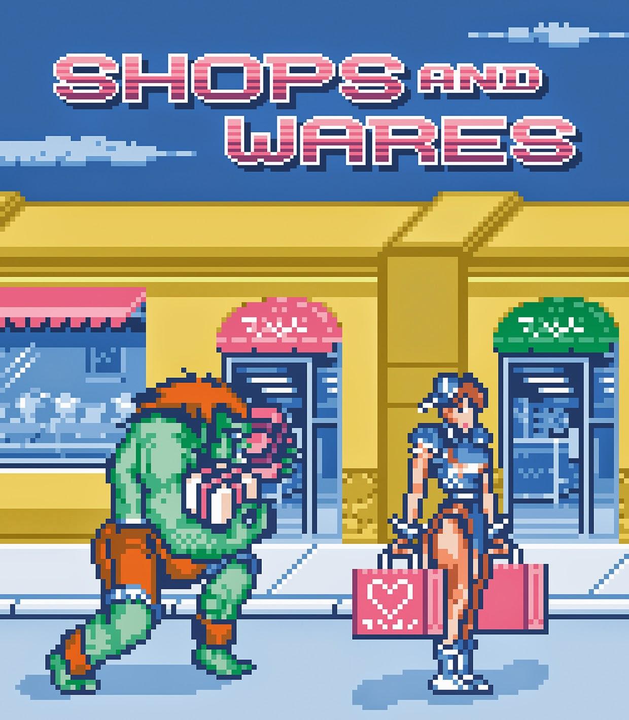 pixel retro game street fighter