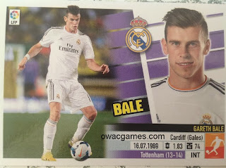 Último Fichaje 60 Bale