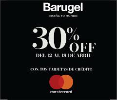 Barugel 30% off