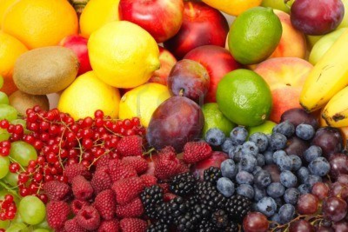 Fruter a vida sana plaza andalucia torremolinos - Contorno di immagini di frutta ...