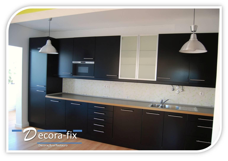 Decorafix Restauros Montagens Decoracao: Cozinhas IKEA #846147 1540 1083