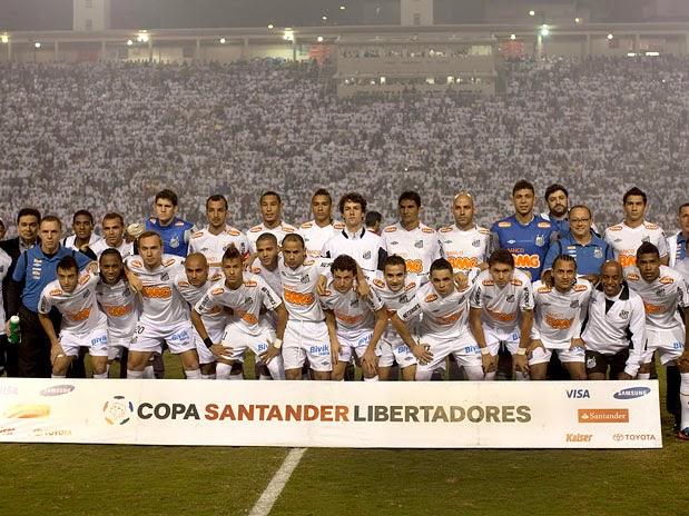 Santos campeão Libertadores 2011