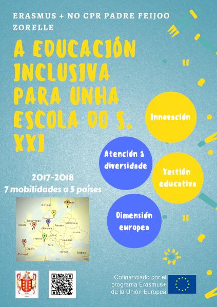 O noso proxecto Erasmus +