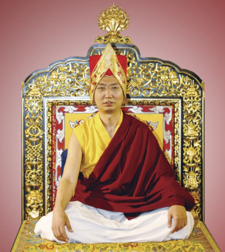 H. H. the 42nd Sakya Trizin