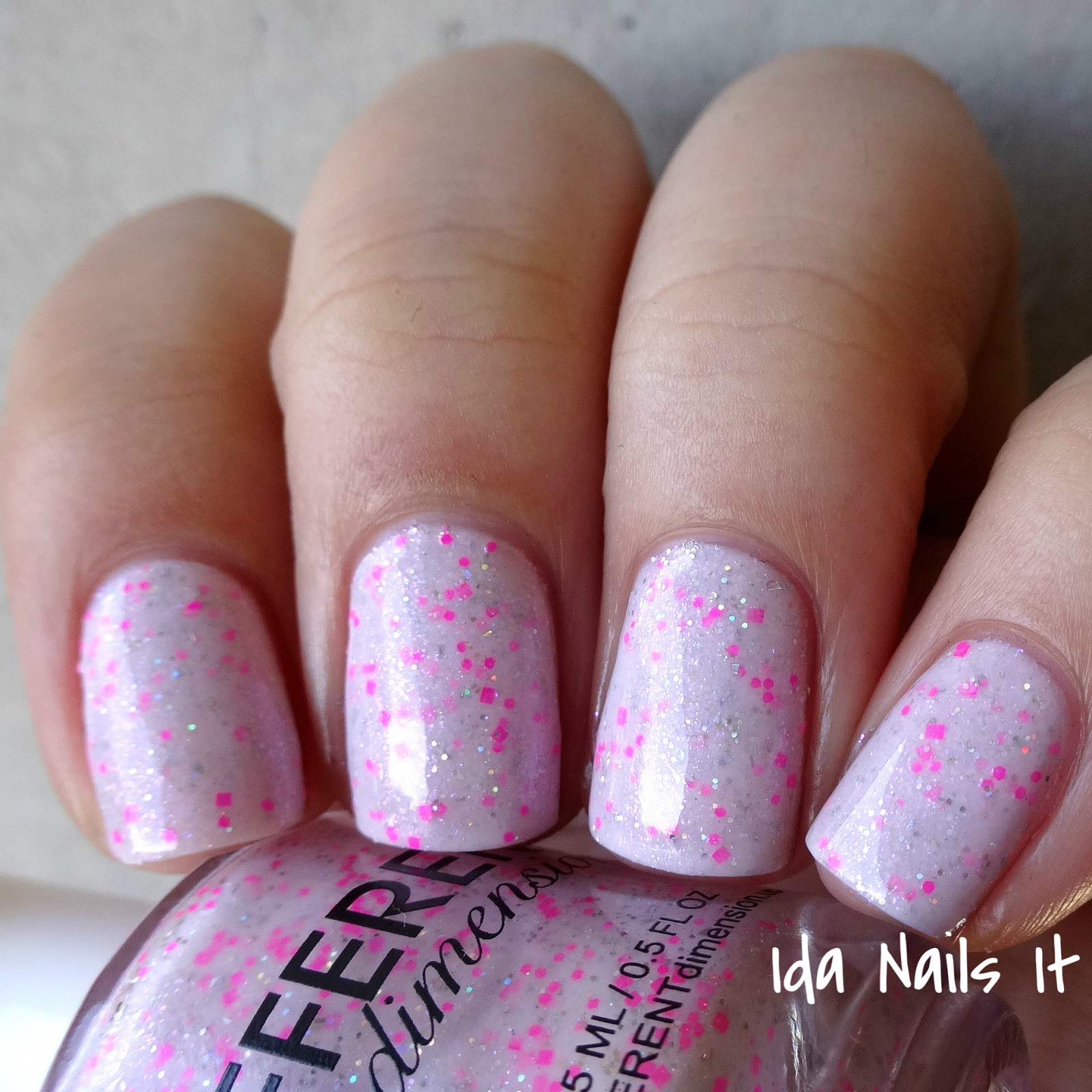 Ida Nails It: Different Dimension Serendipity Collection: Swatches ...
